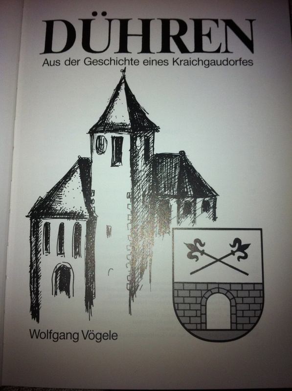 Book on Duhren History