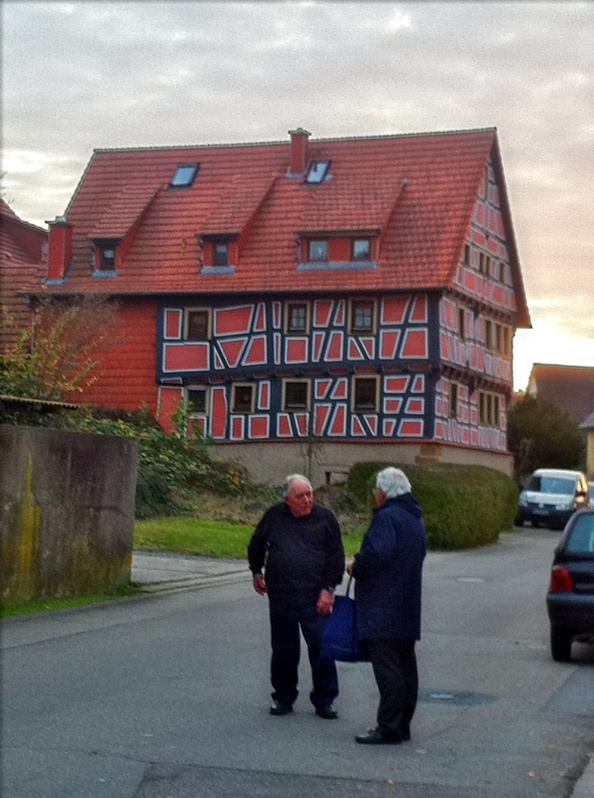 Another Great Old House in Duhren